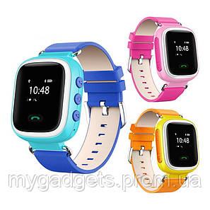 Детские смарт часы Smart Baby Watch Q60S с GPS трекером, фото 2