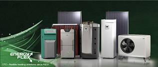 Тепловые насосы и системы отопления - СТС, Швеция
