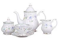 Чайный набор Lefard Фиалки 15 предметов, 264-303