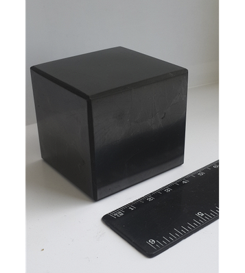 Куб из шунгита
