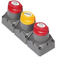 Кластер управления питанием для систем с одним двигателем с дистанционным управлением