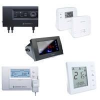 Термостаты для отопления и терморегуляторы