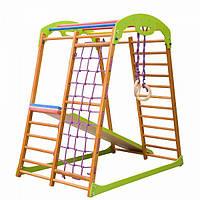 Детский спортивный уголок раннего развития ребенка  детская Спортивная площадка BabyWood