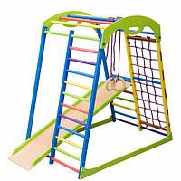Детский спортивный уголок раннего развития ребенка  детская Спортивная площадка SportWood