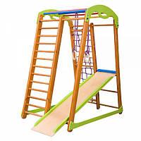 Детский спортивный уголок раннего развития ребенка  детская Спортивная площадка Кроха - 2 мини