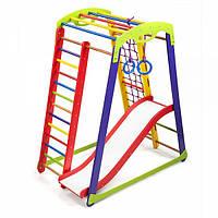 Детский спортивный уголок раннего развития ребенка  детская Спортивная площадка Кроха - 1 Plus 1