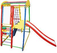 Детский спортивный уголок раннего развития ребенка  детская Спортивная площадка Кроха - 1 Plus 3