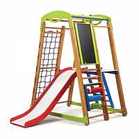 Детский спортивный уголок раннего развития ребенка  детская Спортивная площадка Кроха - 2 Plus 3