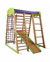 Детский спортивный уголок раннего развития ребенка  детская Спортивная площадка Карапуз мини