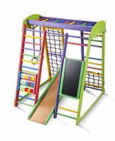 Детский спортивный уголок раннего развития ребенка  детская Спортивная площадка Акварелька