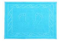 Рушник д/ніг Hayal 50*70 блакитний аква 700г/м2