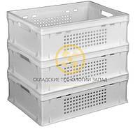 Пластиковые ящики из первичного сырья (тип 1)
