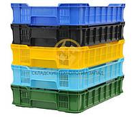 Ящики с добавлением первичного и вторичного сырья (тип 2)