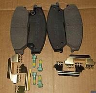 Колодки тормозные передние Geely Emgrand EC8