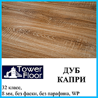 Ламинат устойчивый к царапинам толщиной 8 мм Tower Floor Exclusive 32 класс, Дуб Капри, фото 1