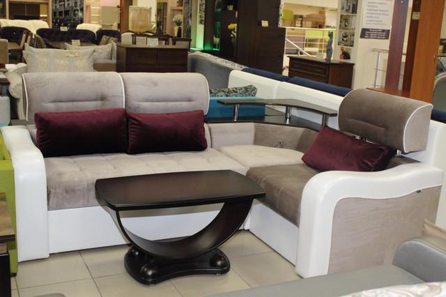 угловой диван купить со склада в Одессе от торгового дома Naomi