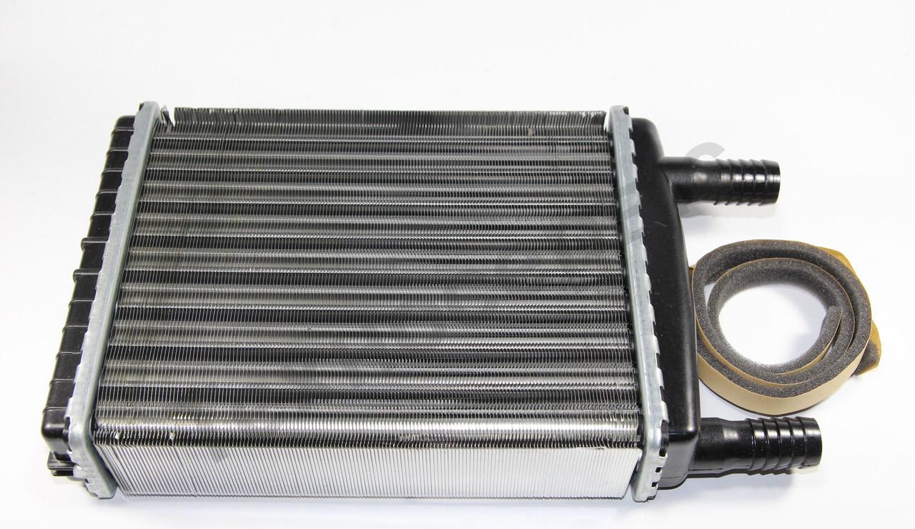Радиатор отопителя ЗМЗ 406 для ГАЗ 3302, ГАЗ 2705, ГАЗель, 18мм (3302-8101060.10) - TRUCKMAN