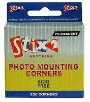 Уголки для фото Stix2 - Photo Mounting Corners - Permanent , S57072