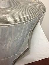 Спінений поліетилен ППЕ НХ 10мм фольгований на клейовій основі