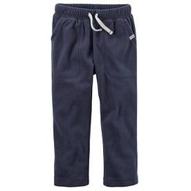 Флисовые штанишки Carter's для мальчиков (США)