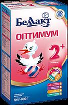 Сухая молочная смесь для детского питания «Беллакт Оптимум 2+»