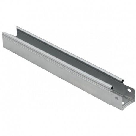 Лоток неперфорированный 35x50x3000; 0,7 мм