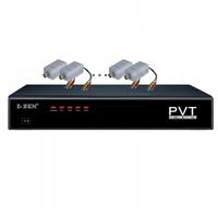 Передача видеосигнала по коаксиальному кабелю до 800м
