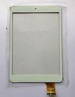 Оригинальный тачскрин / сенсор (сенсорное стекло) Ainol Novo 8 Advanced Mini | Bravis | Mini белый самоклейка