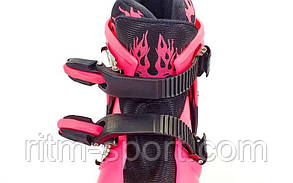 Ботинки на пружинах Джамперы, фото 2