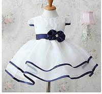 Нарядное  платье для девочки  размер 100.