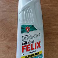 Концентрат антифриза FELIX PROLONGER зеленый, 1 кг