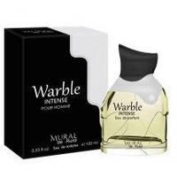 Парфюмированная вода мужская Warble Intense 100 мл п/в  муж MURAL