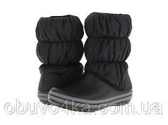 Сапоги Crocs womens winter рuff вoot W10