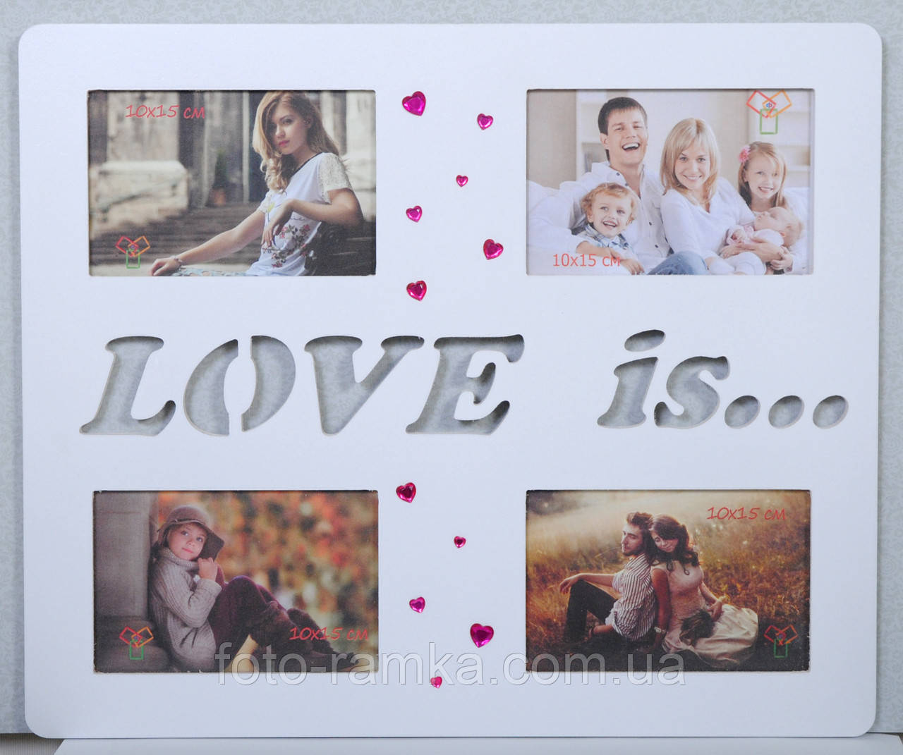 мультирамка Love is...
