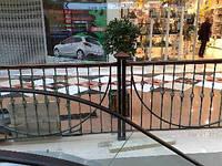Ограждение на балкон-2