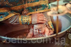 Таинство крещения деток