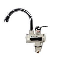 Цифровой проточный кран водонагреватель Supretto