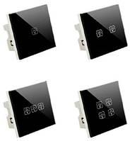 Беспроводные выключатели серии K6-NX
