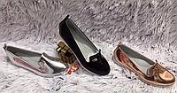 Детские туфли для девочек оптом Размеры 30-35