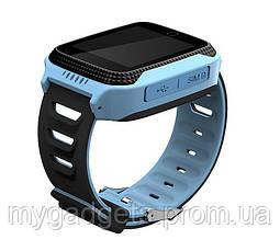 Детские умные смарт часы Q529 с GPS-трекером, фонариком, камерой и игрой, фото 3