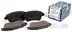 Тормозные колодки (передние) на Renault Kangoo 1998->2008 4x4 MEYLE 025 239 3018