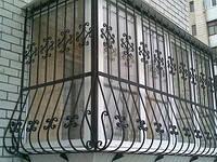 Ограждение балкона-4