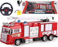 Пожарная машина на радиоуправлении 666-656A, фото 1
