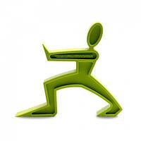 Стоппер для двери James The Doorman Black+Blum (зеленый)