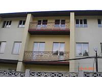 Ограждение на балкон-17