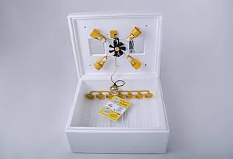 Инкубатор Теплуша-63 автоматический для всех видов яиц