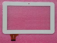 Оригинальный тачскрин / сенсор (сенсорное стекло) для Ainol Novo 7 Rainbow (белый цвет, самолкейка)