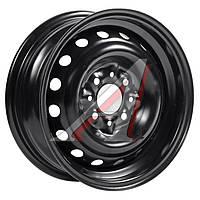 Диск колесный ваз 2101-2107 (d=5) АвтоВАЗ (черный)