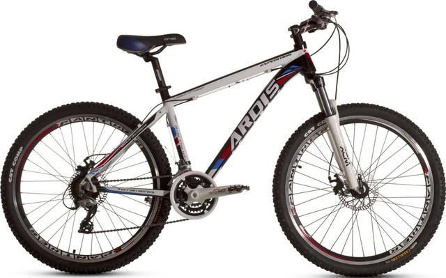 """Горный велосипед ARDIS EXPEDITION MTB 26"""" 19""""  Черный/Белый"""