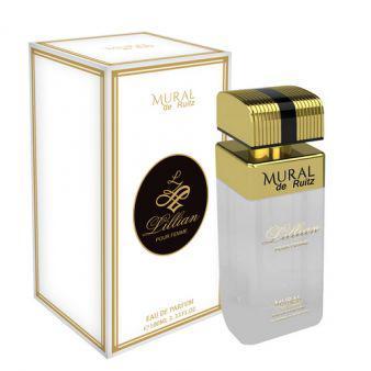 Женская парфюмерная вода Lillian 100 ml. Mural De Ruitz.
